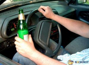 Пьяных водителей за смертельные ДТП предложили лишать прав на 20 лет