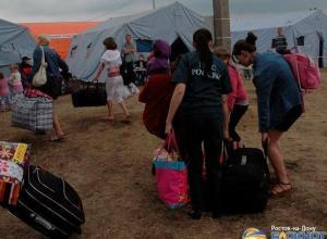 Около 3 тыс. украинских беженцев, переехавших в Ростовскую область, хотят гражданство РФ