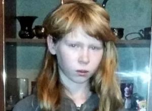 Несовершеннолетняя девушка с длинными рыжими волосами исчезла в Ростовской области