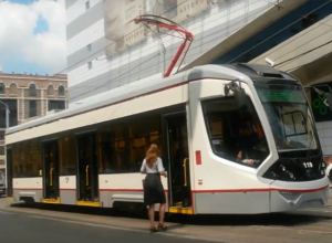 Горожанин нашел на центральной улице Ростова «лишние» трамвайные остановки