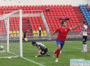 Ростовские армейцы продолжили домашнюю победную серию, переиграв на своем поле ФК «Краснодар-2»