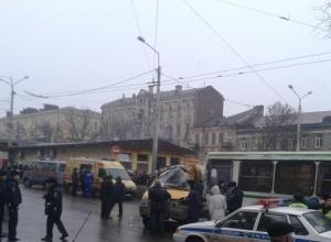 В Ростове пять  человек пострадали в ДТП с участием маршрутки