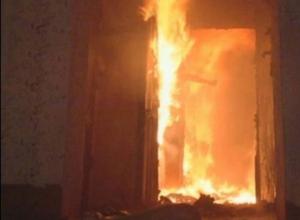 В Ростове на пожаре в 9-этажном доме заживо сгорели два человека