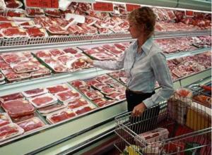 Тухлое мясо из Ростовской области обнаружили в супермаркете Тольятти