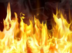 Пожар уничтожил часть почтового отделения в Ростовской области