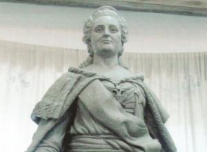 Судьбу памятника Екатерине II в Ростове решит Минкультуры России