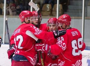 Триумфально за 5 секунд до сирены завершил чемпионат хоккейный клуб «Ростов»