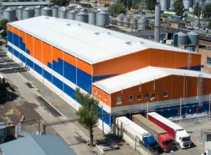 Огромное хранилище возведут в Ростове за 344 миллиона рублей