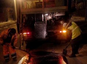 Приступить к ремонту дорог в Ростове власти обещают уже в апреле
