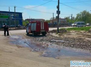 В Новочеркасске полицейские госпитализированы из-за отравления ядовитым веществом