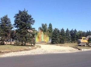 На площади Гагарина в Ростове открыто движение по второму кольцу