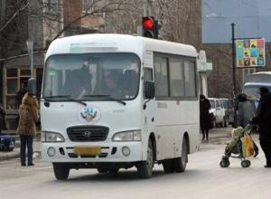 В течение пяти лет в Ростове-на-Дону исчезнет большое количество маршруток