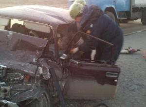 На трассе М-4 в ДТП с тремя автомобилями один человек погиб, двое пострадали