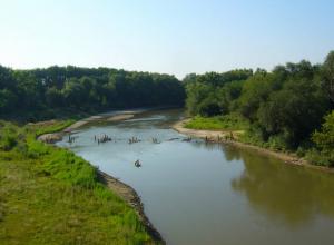 Труп маленькой девочки нашли в реке под Ростовом