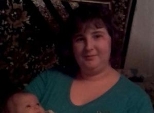 Женщину с ребенком на руках разыскивают в Ростове