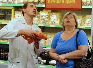 Сокрушительным обвалом цен на основные продукты «порадовали» магазины жителей Ростова