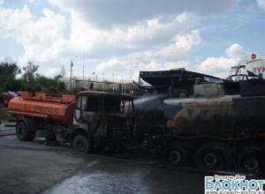 В Ростовской области при пожаре на нефтезаводе погиб один человек
