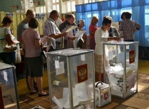 В выборах в Ростовской области приняли участие более 217 тысяч избирателей