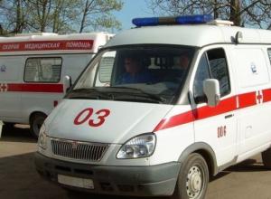 В Ростовской области женщина и двое детей пострадали в ДТП