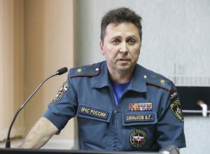 Начальнику МЧС по Ростовской области пришлось подать в отставку из-за пожара на Театральном спуске