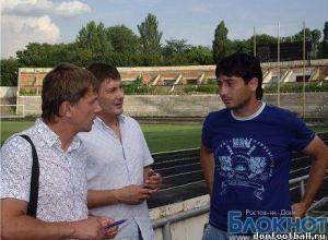 Андрей Козлов: совместными усилиями постараемся возродить СКА