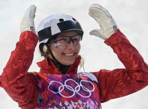 Cпортсменка из Таганрога Вероника Корсунова заняла 11 место на Олимпиаде в Сочи