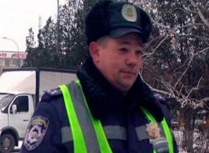 Украинские милиционеры незаконно пересекли границу РФ в Ростовской области, преследуя нарушителя