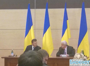 В Ростове началась пресс-конференция Виктора Януковича
