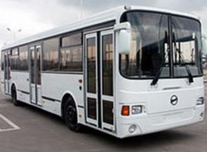 Департамент транспорта Ростова в 2014 году планирует приобрести 100 автобусов