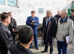 Прокурорская проверка показала, что заключенные колонии Ростова недостаточно заняты работой