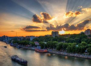 Солнечный и теплый субботний выходной обещают синоптики жителям Ростова