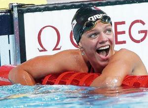 Донская пловчиха Юлия Ефимова дисквалифицирована на 16 месяцев из-за допинга