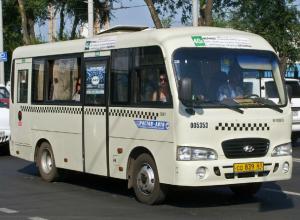 Исчезнут все маршрутки и подорожает такси на улицах Ростова к ЧМ-2018