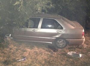 В Ростовской области в аварии на трассе М-4  пострадала семья с двумя детьми