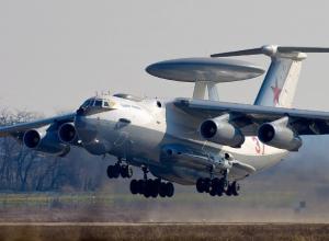 В Таганроге прошла церемония передачи модернизированного самолета-разведчика ВВС России