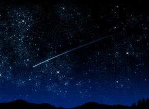 Ростовских романтиков ожидает прекраснейший звездопад предстоящей ночью