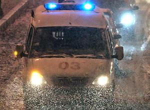 В Ростовской области погиб 28-летний водитель КамАЗа, врезавшегося в грузовик