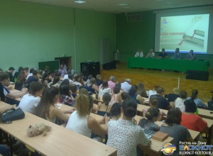 Ректор ЮФУ Марина Боровская: койка в общежитии - не самое главное в жизни