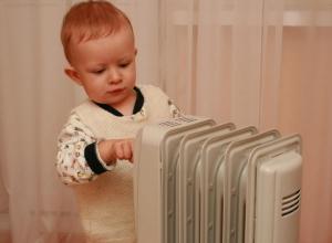 В детских садах Ростова дети заболевают из-за отсутствия отопления