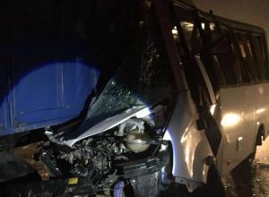 Трое взрослых и двое детей погибли в жутком столкновении пассажирской «Газели» с КамАЗом в Ростовской области