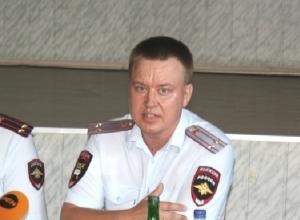 Замглавы донского УГИБДД Оцимик, подозреваемый в организации нападения на своего начальника, задержан