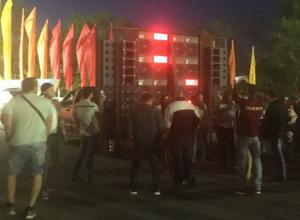 Грандиозный автозвук «на Тачанке» шокировал ростовчан и попал на видео