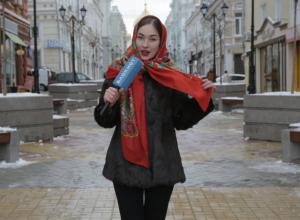 Настя вышла на охоту за рецептами вкусных блинов в Ростове