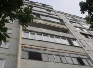 В Ростове самоубийца с петлей на шее выпрыгнул с 8 этажа