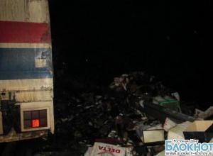 Под Тулой сгорел автобус с «челноками» из Ростовской области