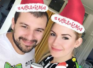 Горячий поцелуй болельщикам с мужем-итальянцем отправила красавица-гандболистка «Ростов-Дона»