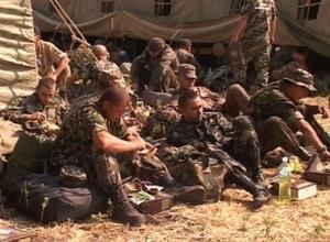 Более 60 украинских военных перешли границу в Ростовской области и попросили укрытия в РФ