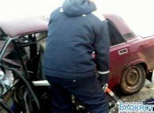 В Ростовской области в ДТП 2 погибли, 4 травмированы
