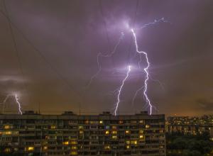 Мощный ливень с грозой и градом спрогнозировали в Ростовской области