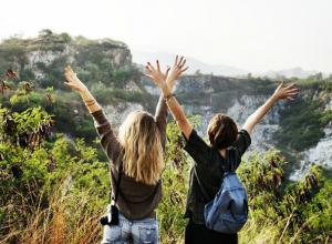 13 августа - День встреч. Отпразднуйте в путешествии с самыми близкими